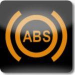 ABS uyarı lambası (Sarı)