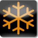 Buzlanma uyarı lambası (Sarı)
