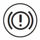 Fiat Punto düşük fren sıvısı ve el freni çekili uyarı lambası