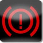 Fren arıza işareti (Kırmızı)