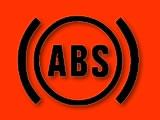 Opel Zafira anti-lock frenler (ABS) uyarı lambası