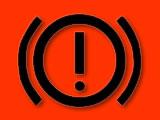 Opel Zafira fren ve debriyaj sistemi uyarı lambası