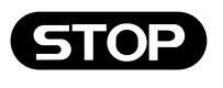 Stop arıza işareti