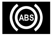 ABS ikaz işareti