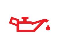 Motor yağ basıncı arıza işareti