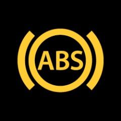 ABS uyarı ışığı