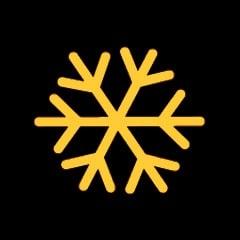 Buz uyarı ışığı