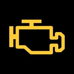 Motor uyarı ışığı