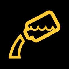AdBlue uyarı ışığı-Sarı
